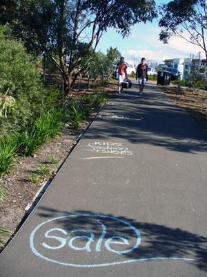 Sydney Park, 2010.